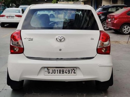 Toyota Etios Liva G SP*, 2013, Petrol MT for sale in Ahmedabad