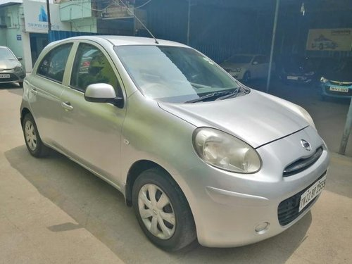 Used Nissan Micra 2011 MT for sale in Chennai