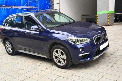 BMW X1 sDrive20d XLine, 2019, AT for sale in Mumbai
