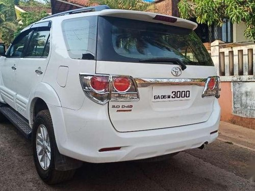 Used 2013 Toyota Fortuner MT for sale in Ponda