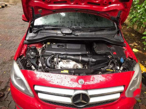 Used Mercedes Benz B Class 2013 AT for sale in Mumbai