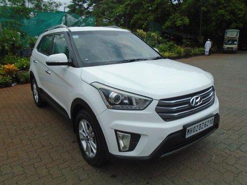 Used Hyundai Creta 2015 AT for sale in Mumbai