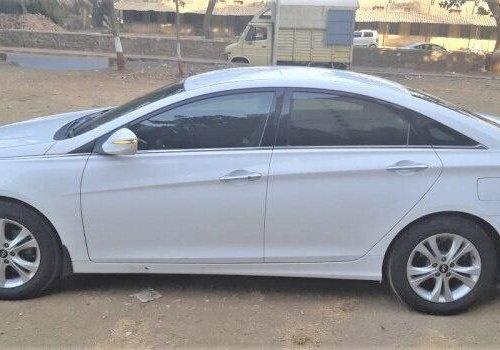 Used 2013 Hyundai Sonata 2.4L AT for sale in Mumbai