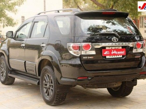 Used Toyota Fortuner 2016 AT for sale in Ahmedabad