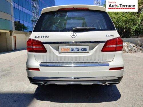 Mercedes-Benz GLS 350d 4MATIC 2016 AT in Chennai