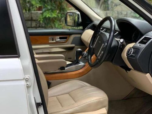 Used Land Rover Range Sport SDV6 SE, 2012 AT for sale in Chennai