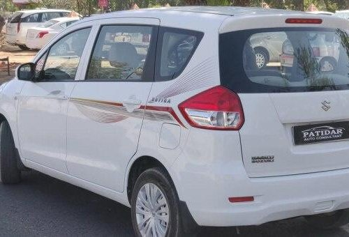 Used Maruti Suzuki Ertiga LXI 2014 MT for sale in Ahmedabad