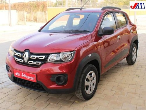 Used Renault KWID RXL 2016 MT for sale in Ahmedabad