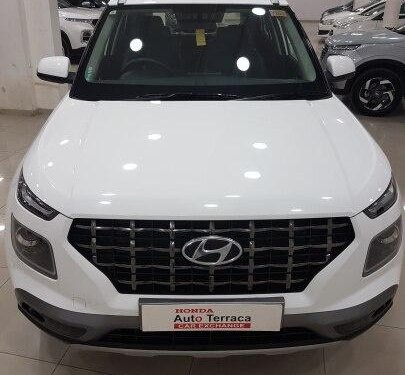 Used Hyundai Venue 2019 MT for sale in Ahmedabad