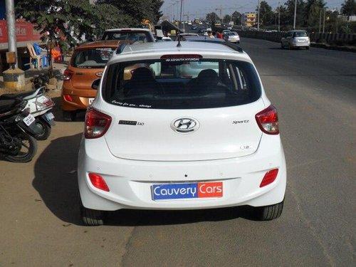 Used Hyundai Grand i10 Sportz 2016 MT for sale in Bangalore