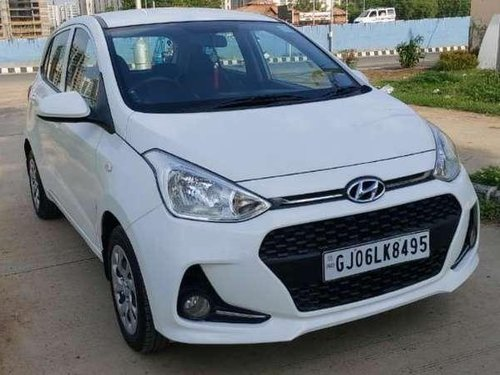 Used Hyundai Grand i10 Sportz 2018 MT for sale in Ahmedabad