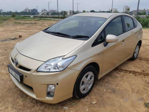 Used Toyota Prius 2011 MT for sale in Ahmedabad