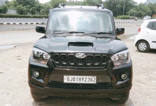 Used Mahindra Scorpio S5 2018 MT for sale in Ahmedabad