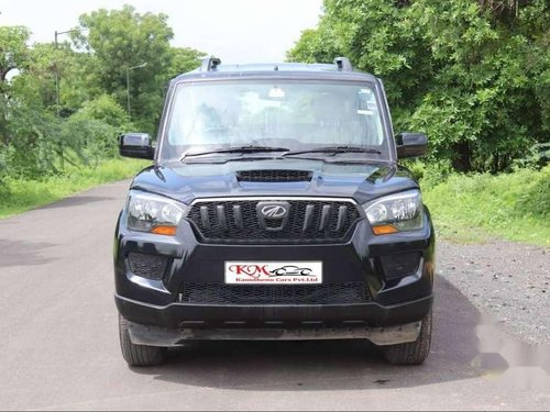 Used 2017 Mahindra Scorpio MT for sale in Ahmedabad-0