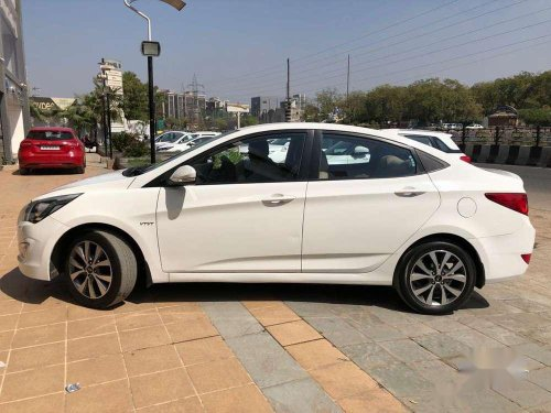Used 2016 Hyundai Verna MT for sale in Ahmedabad