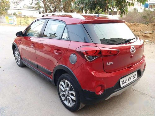 Used Hyundai i20 Active 1.4 2017 MT for sale in Hyderabad
