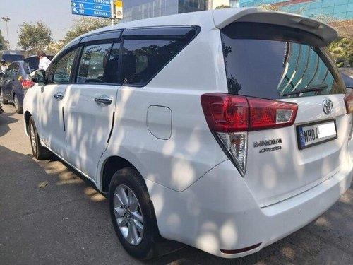 2017 Toyota Innova Crysta 2.8 GX AT for sale in Mumbai