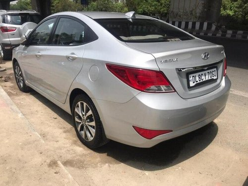Used Hyundai Verna 2016 MT for sale in New Delhi