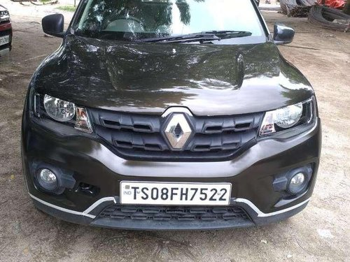Used Renault Kwid RXT, 2017, Petrol MT for sale in Hyderabad