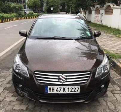 2016 Maruti Suzuki Ciaz MT for sale in Mumbai