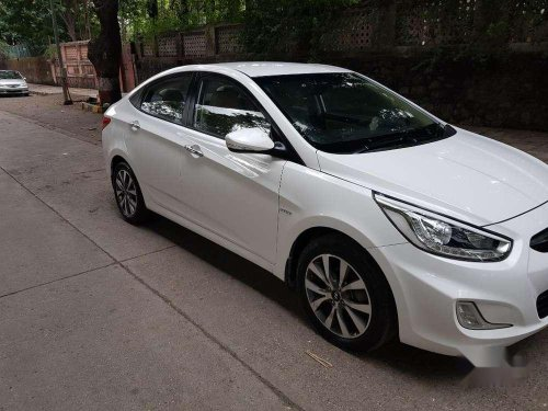 Hyundai Fluidic Verna 1.6 VTVT, 2014, Petrol MT for sale in Mumbai