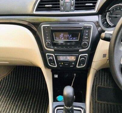 Used Maruti Suzuki Ciaz 2018 AT for sale in New Delhi
