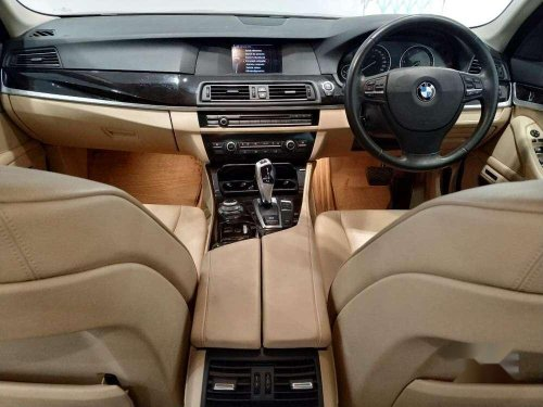 Used 2013 BMW 5 Series 520d Luxury Line AT for sale in Mumbai