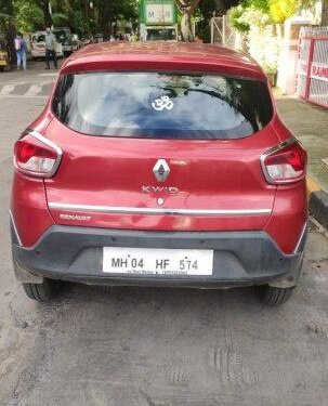 Renault KWID RXT 2016 MT for sale in Mumbai
