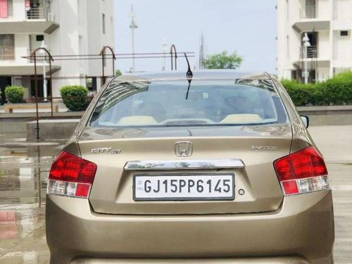 Used Honda City S 2009 MT for sale in Vadodara