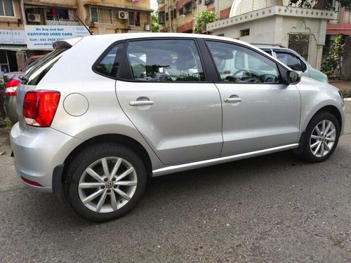Volkswagen Polo 1.0 MPI Highline Plus 2019 MT in Mumbai -5
