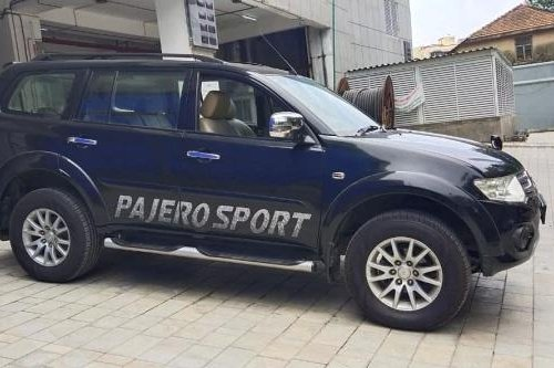 Used 2016 Mitsubishi Pajero Sport Sport 4X2 AT in Mumbai