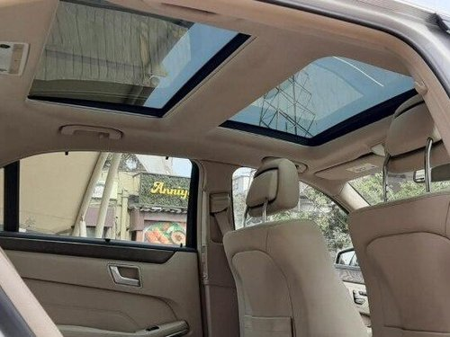 Used Mercedes-Benz E-Class E 200 2015 AT for sale in Mumbai