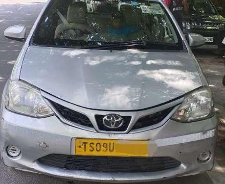 2015 Toyota Etios Liva GD MT for sale in Hyderabad