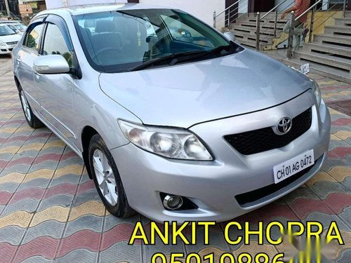 Used Toyota Corolla Altis G 2011 MT for sale in Chandigarh