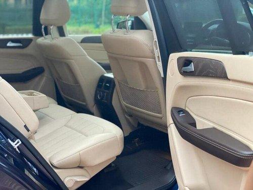 Mercedes-Benz GLS 350d 4MATIC 2017 AT for sale in New Delhi