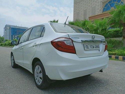 Honda Amaze S i-Vtech 2017 MT in New Delhi