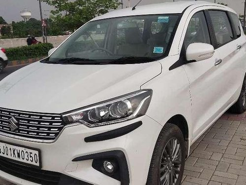 Used Maruti Suzuki Ertiga 2019 MT for sale in Ahmedabad