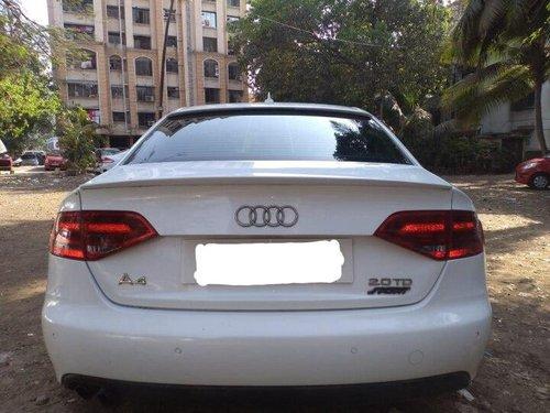 Audi A4 2.0 TDI Premium Sport Limited Edition 2008 AT in Mumbai