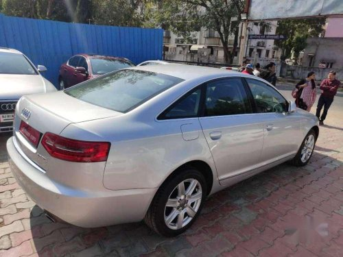 Used Audi A6 2.7 TDI, 2011, Diesel AT for sale in Ahmedabad