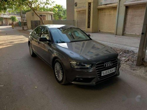 Used Audi A4 2016 AT for sale in Ahmedabad