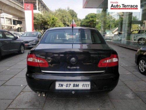 2009 Skoda Superb Elegance 2.0 TDI CR AT in Chennai