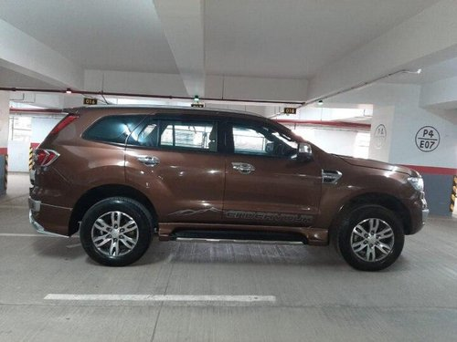 2017 Ford Endeavour 3.2 Titanium 4x4 AT for sale in Mumbai