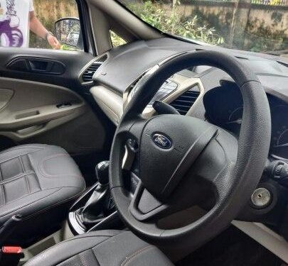Ford EcoSport 1.5 Diesel Ambiente 2013 MT in Mumbai