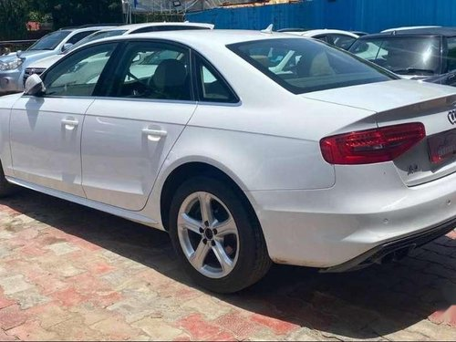Audi A4 2.0 TDI (143bhp), 2014, Diesel AT for sale in Ahmedabad