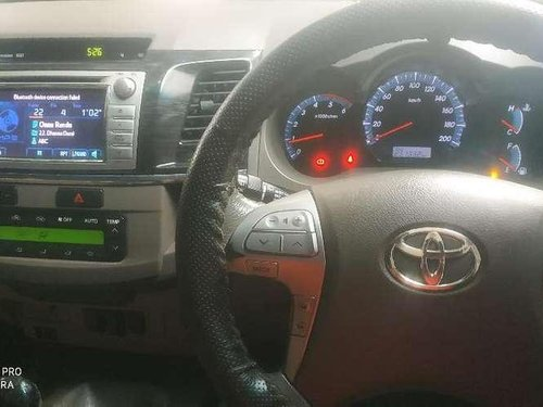 2012 Toyota Fortuner AT for sale in Chennai