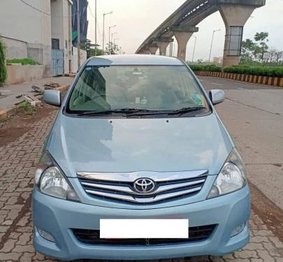 Used 2011 Toyota Innova MT for sale in Mumbai-14