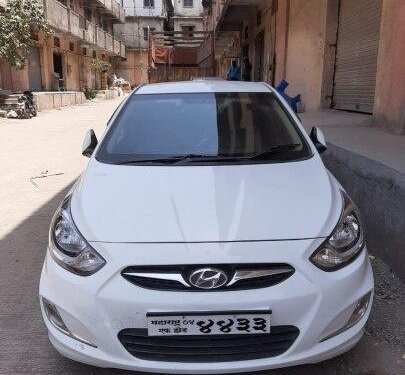 Used Hyundai Verna 2013 AT for sale in Mumbai
