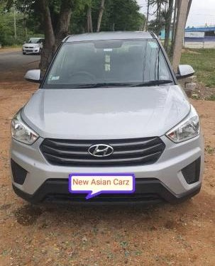 2017 Hyundai Creta MT for sale in Bangalore