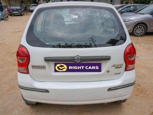 2011 Maruti Suzuki Alto K10 VXI MT for sale in Hyderabad