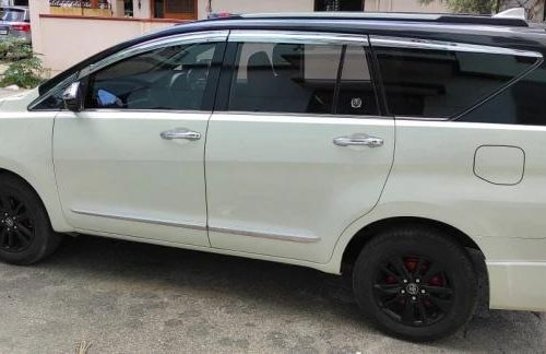 2017 Toyota Innova Crysta 2.8 ZX AT for sale in Bangalore